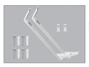 Zawieszenia H 450 MONCLAC MCK-108 do PURMO 2szt