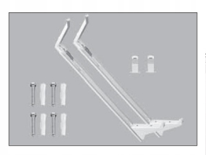 Zawieszenia H 900 MONCLAC MCK-108 do PURMO 2szt